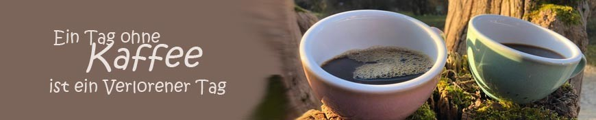 Mexxpresso im Cafe Orchidee - Botanischen Garten