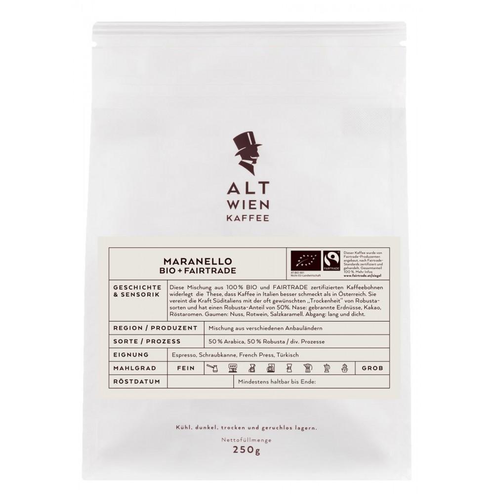 Maranello Bio+Fairtrade